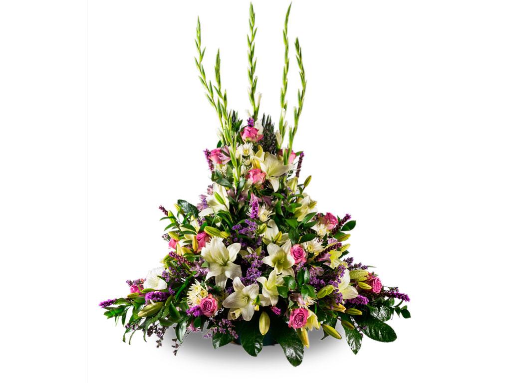 Centro de Flores 07