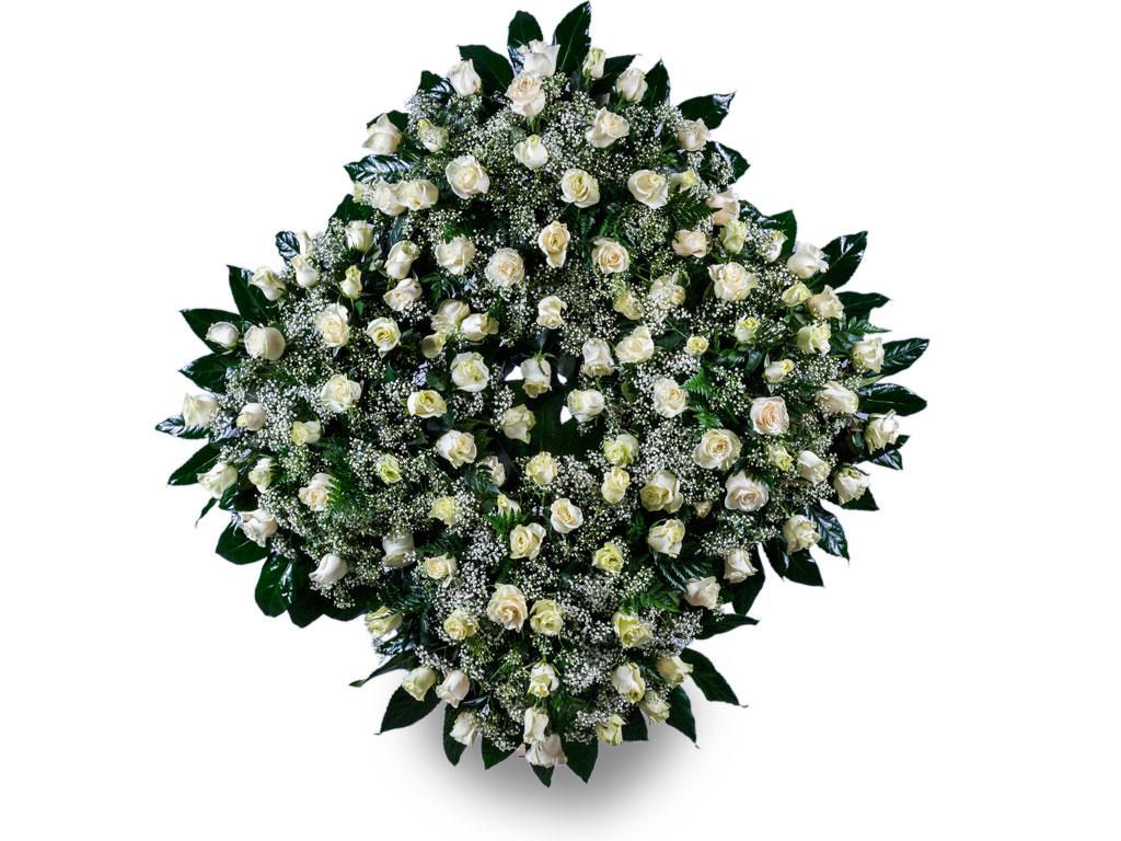 Corona de Flores 01
