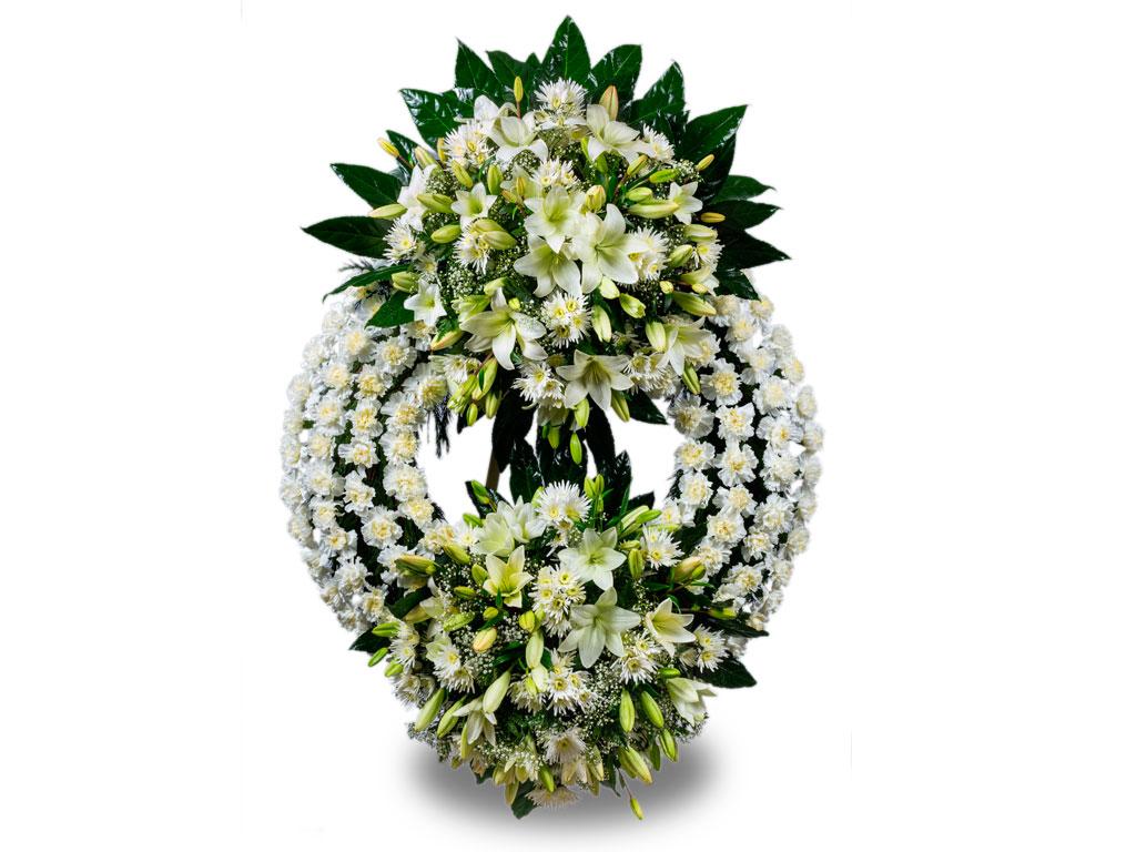 Corona de flores 05